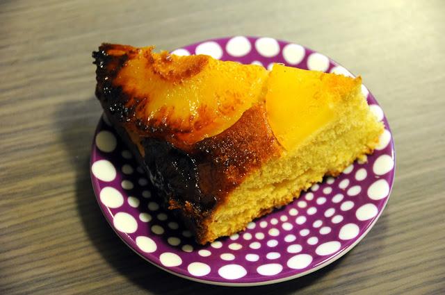 Les Papotages de Nana - Le Cake à Nana