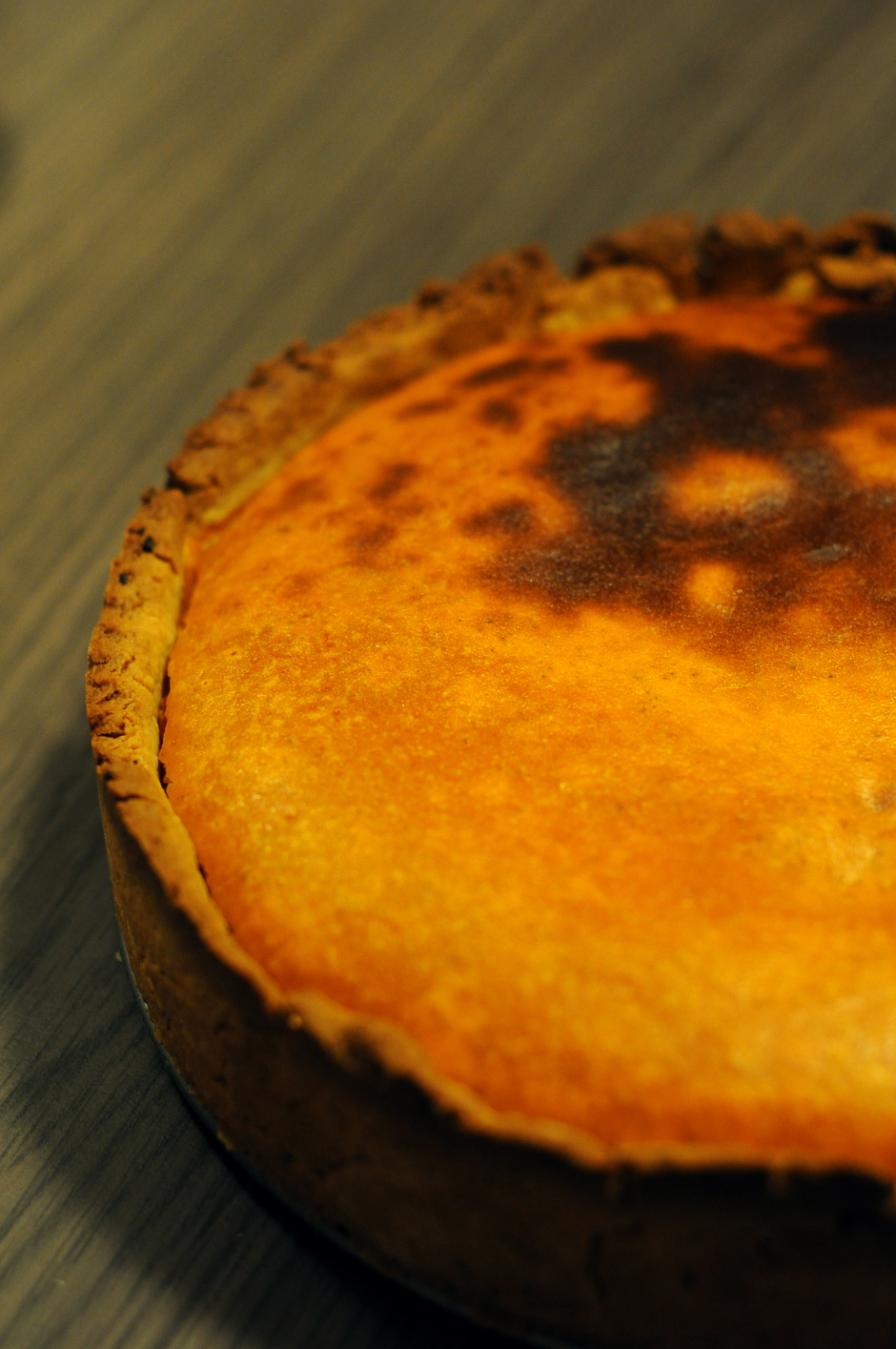 Les Papotages de Nana - Pumpkin Pie