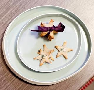 Les Papotages de Nana - Les étoiles de Noël