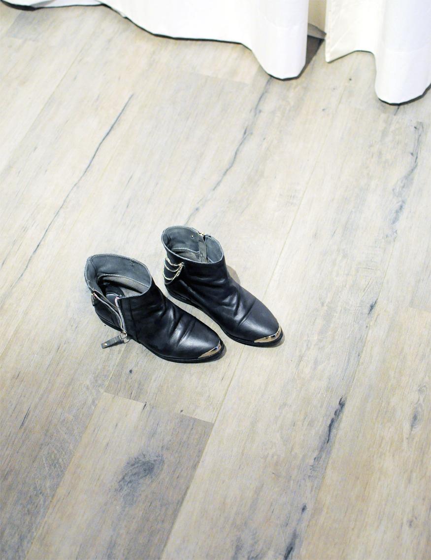 Les Papotages de Nana - DIY shoes