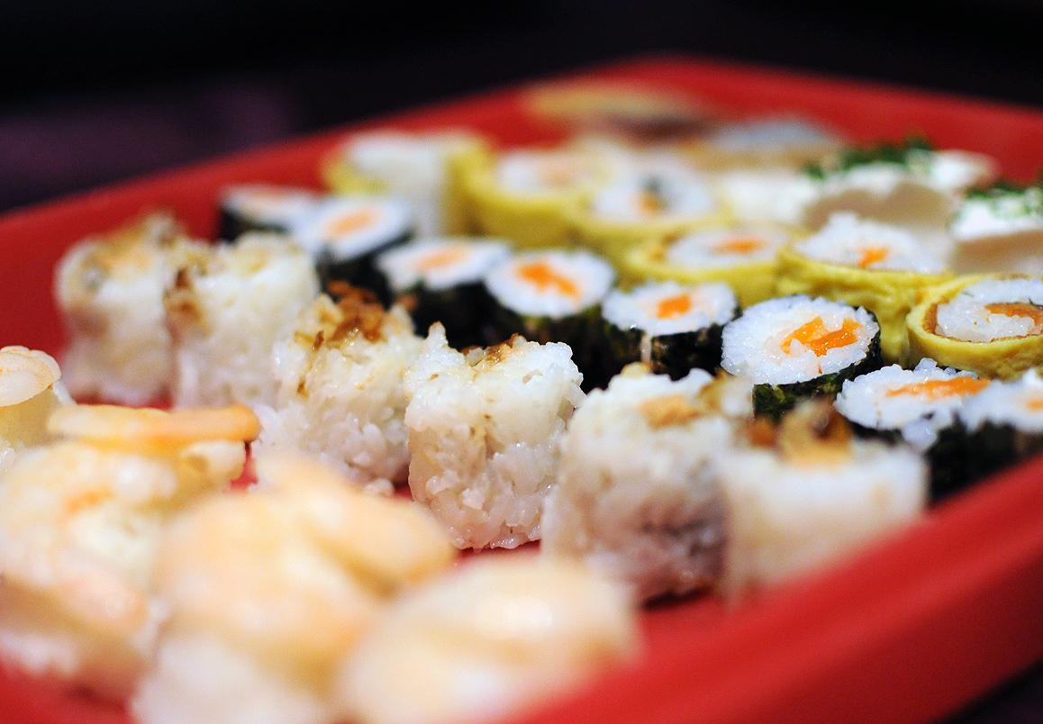 Les Papotages de Nana - Sushi party Tupperware