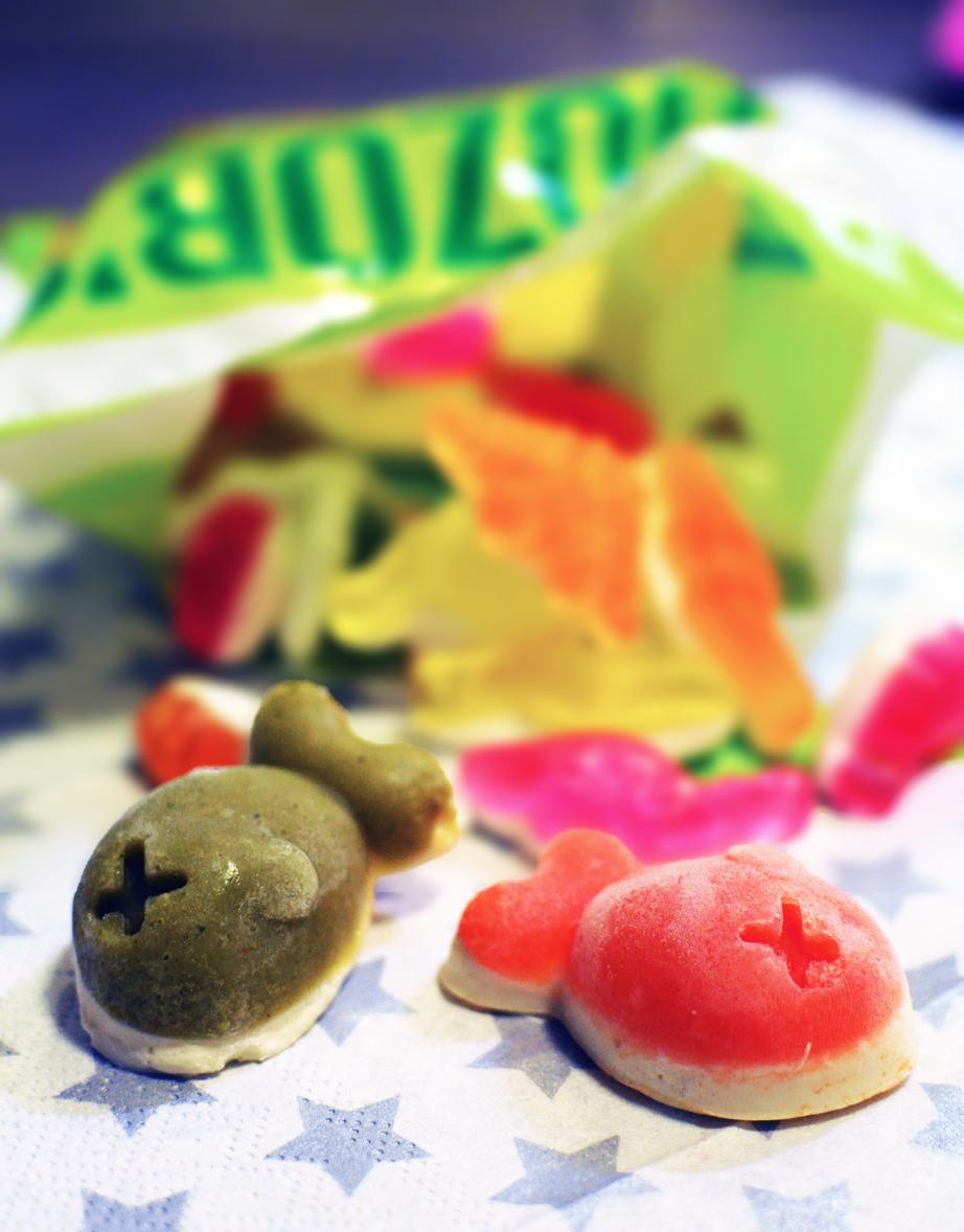 Les Papotages de Nana - Les bonbons salés