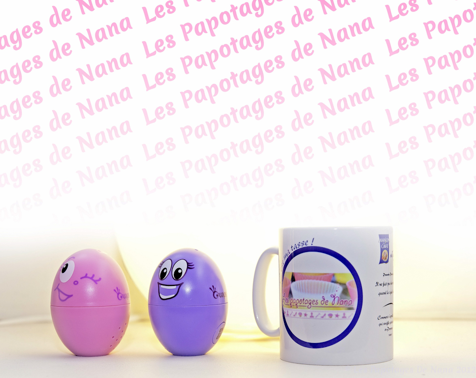 Les Papotages de Nana - C'est ma tasse ! (concours)