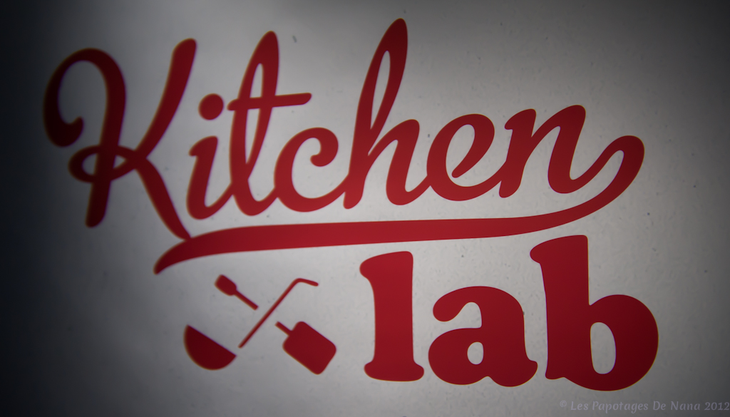 Les Papotages de Nana - Kitchen Lab