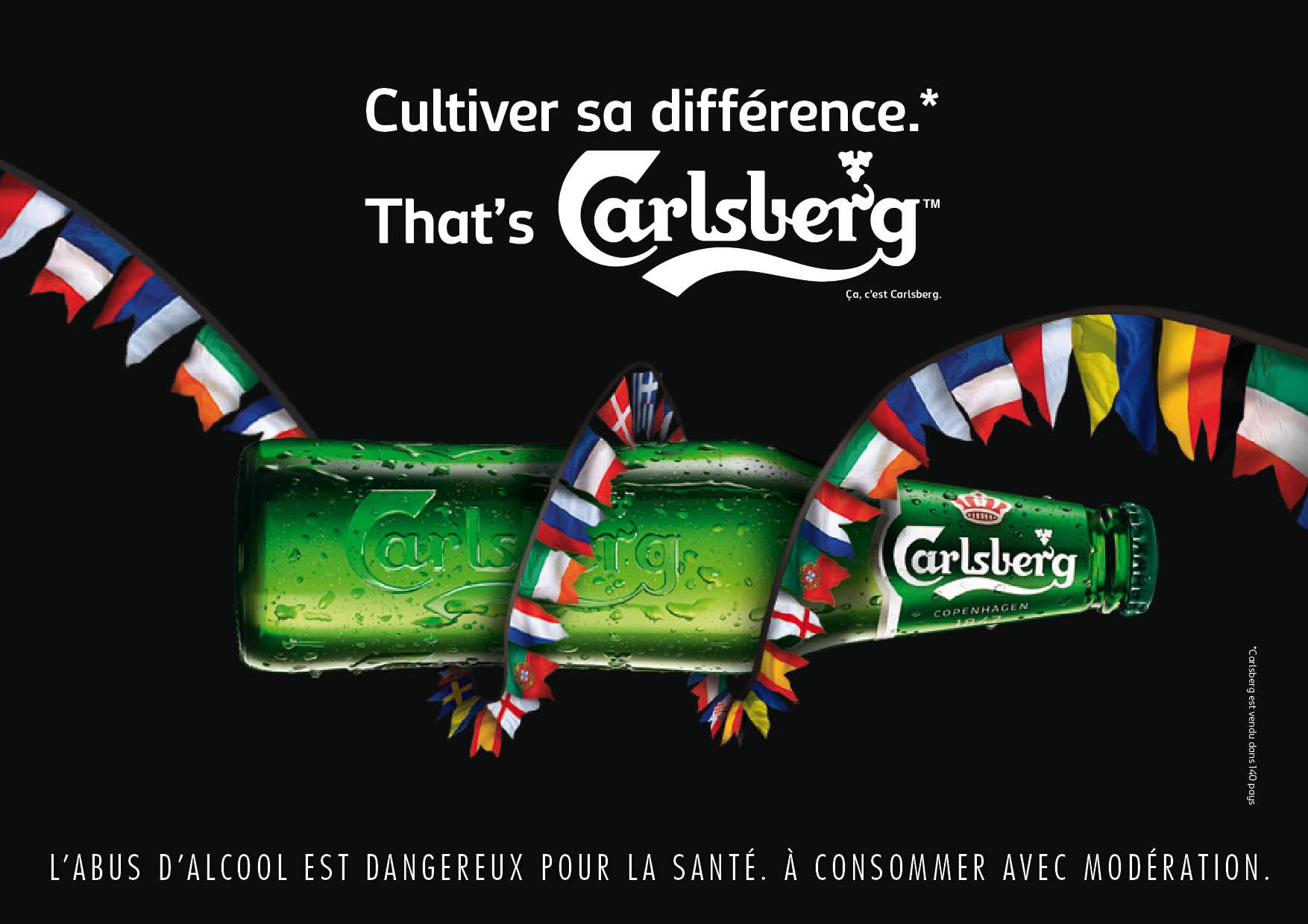 Les Papotages de Nana - Carlsberg