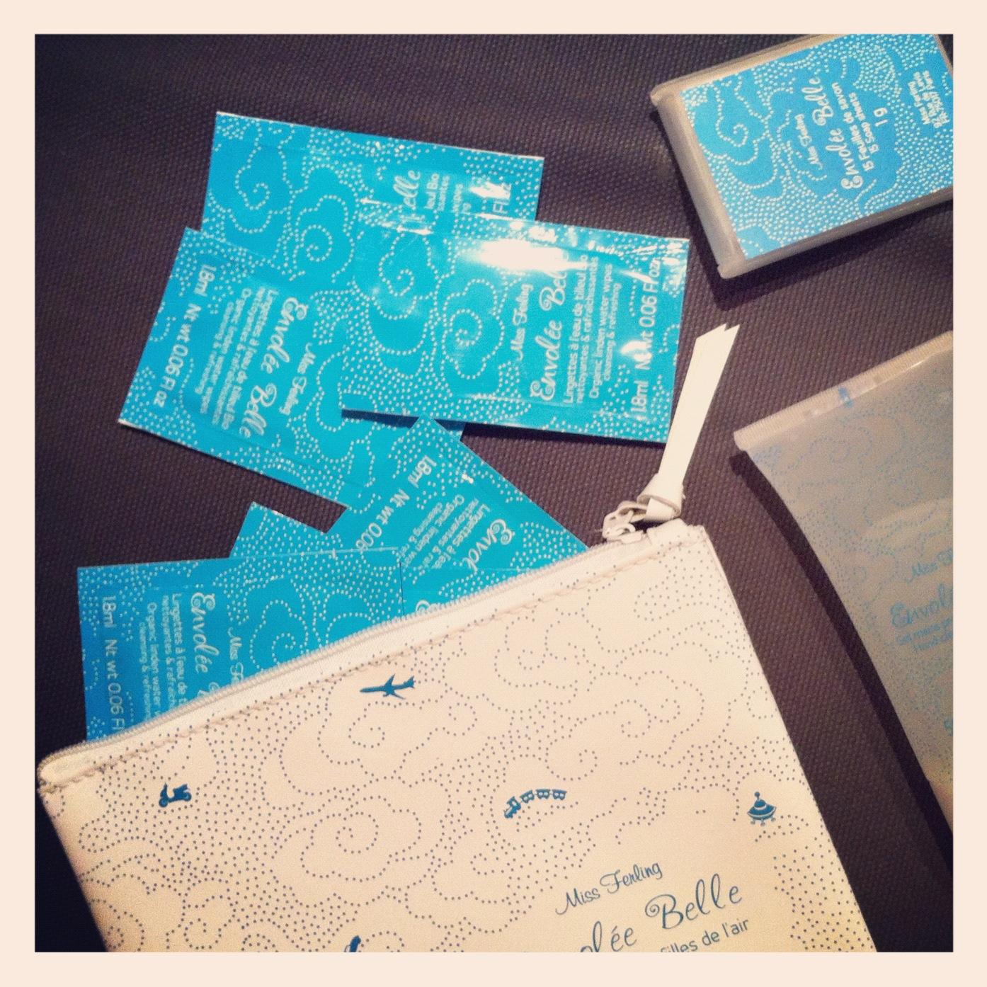 Les Papotages de Nana - Miss Ferling