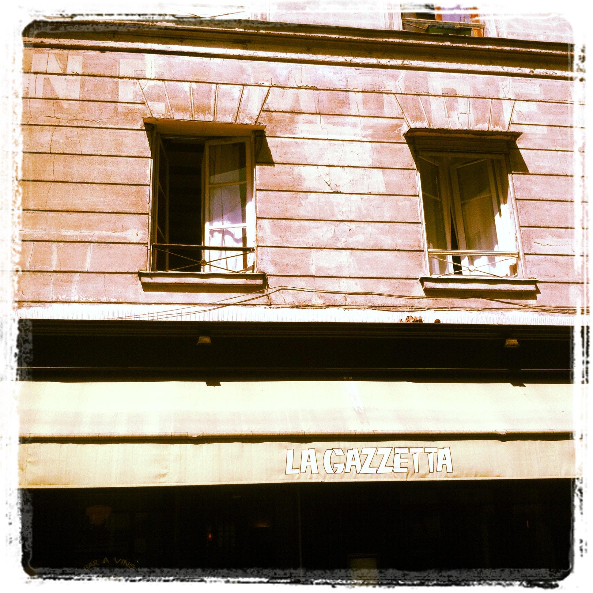 Les Papotages de Nana - La Gazzetta