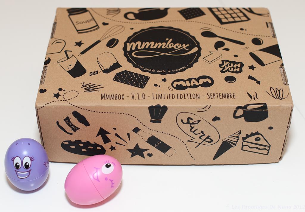 Les Papotages de Nana - Mmmbox