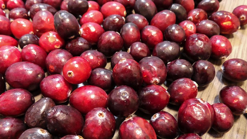 Les Papotages de Nana - Chutney de cranberries