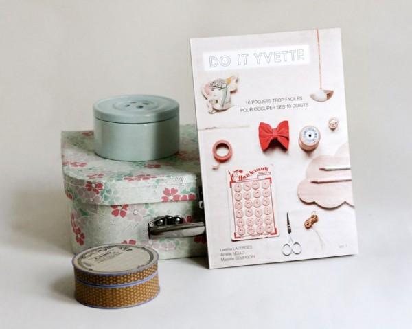 Les Papotages de Nana - Do It Yvette