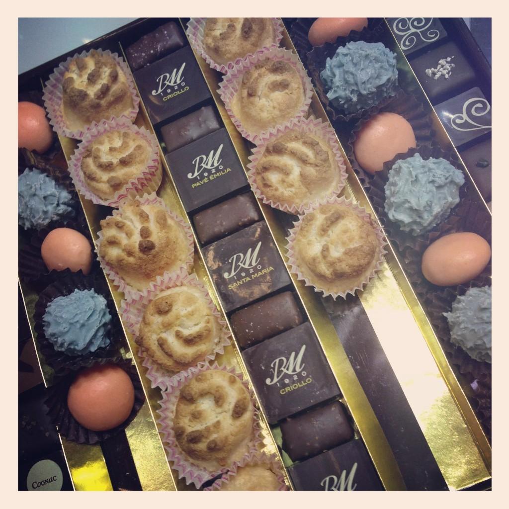 Les Papotages de Nana - Chocolat