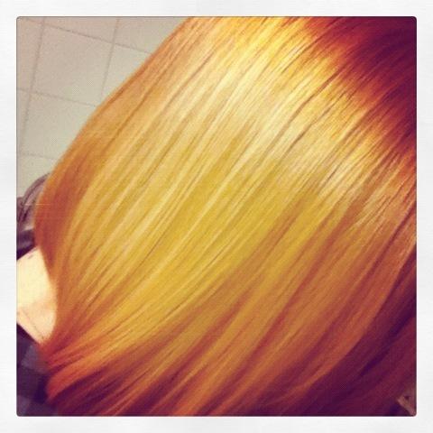 9. Septembre nouveaux cheveux