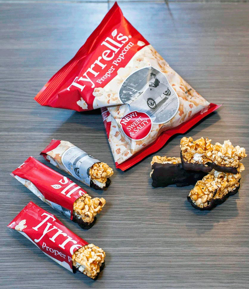 Les Papotages de Nana - Pop corn