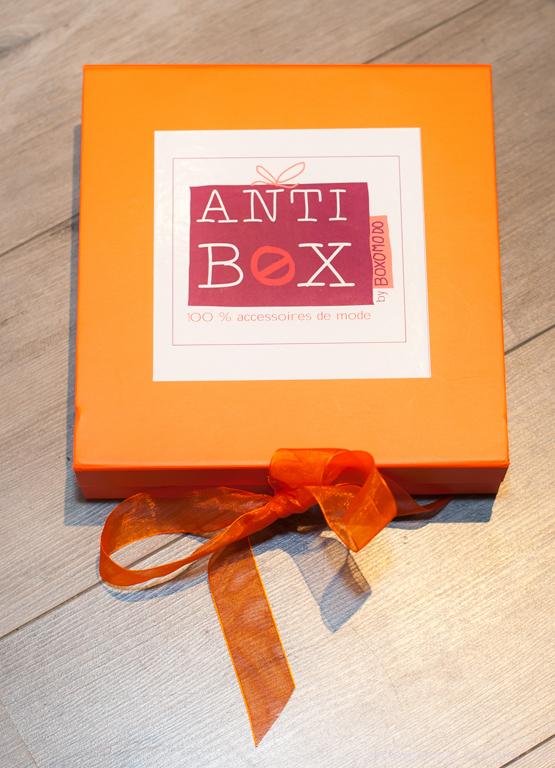 Les Papotages de Nana - Antibox