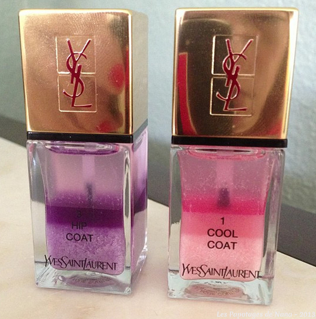 Les Papotages de Nana - Yves Saint Laurent