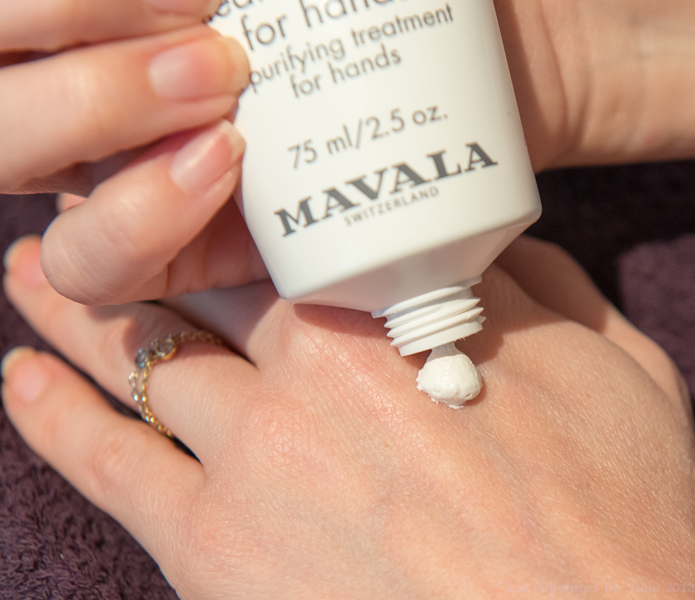 Les Papotages de Nana - Mavala