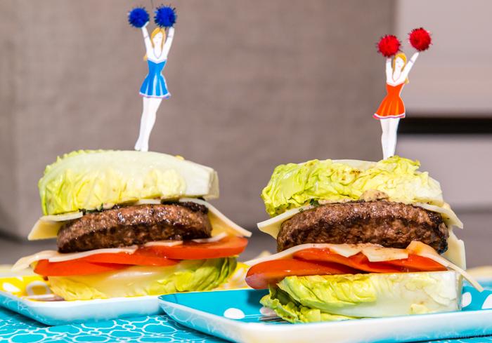 Les Papotages de Nana - Burger Leerdammer