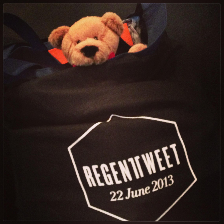 Les Papotages de Nana - Regent Tweet