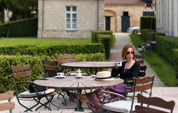 Les Papotages de Nana - Relais & Chateaux