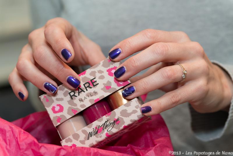 Les Papotages de Nana - Rare nails