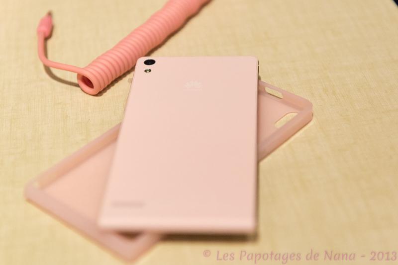 Les Papotages de Nana - Huawei Ascend P6