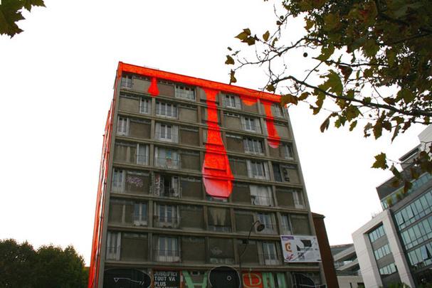 Les Papotages de Nana - Tour Paris 13