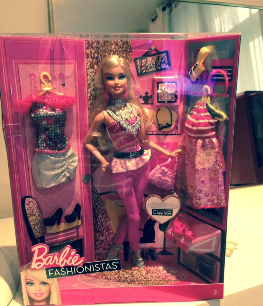 Les Papotages de Nana - Barbie Factory