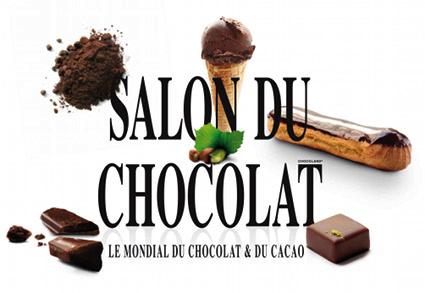 Les Papotages de Nana - Le Salon du Chocolat
