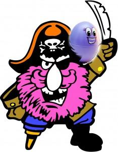 Les Papotages de Nana - Acte de piraterie