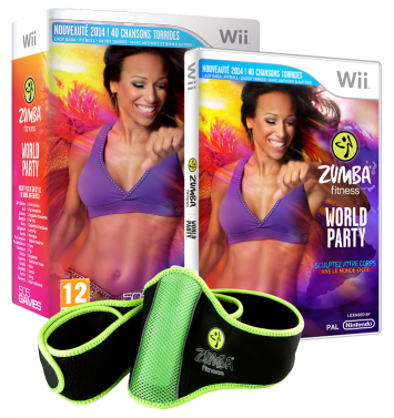 Les Papotages de Nana - Zumba Fitness World Music
