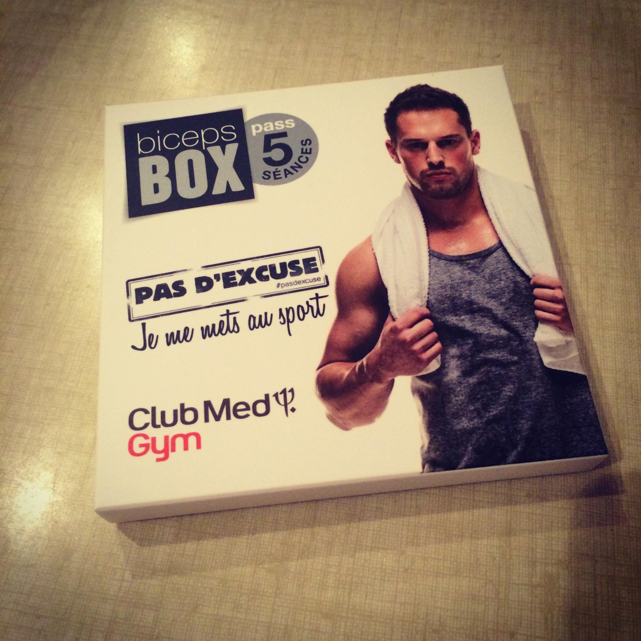 Les Papotages de Nana - Club Med Gym