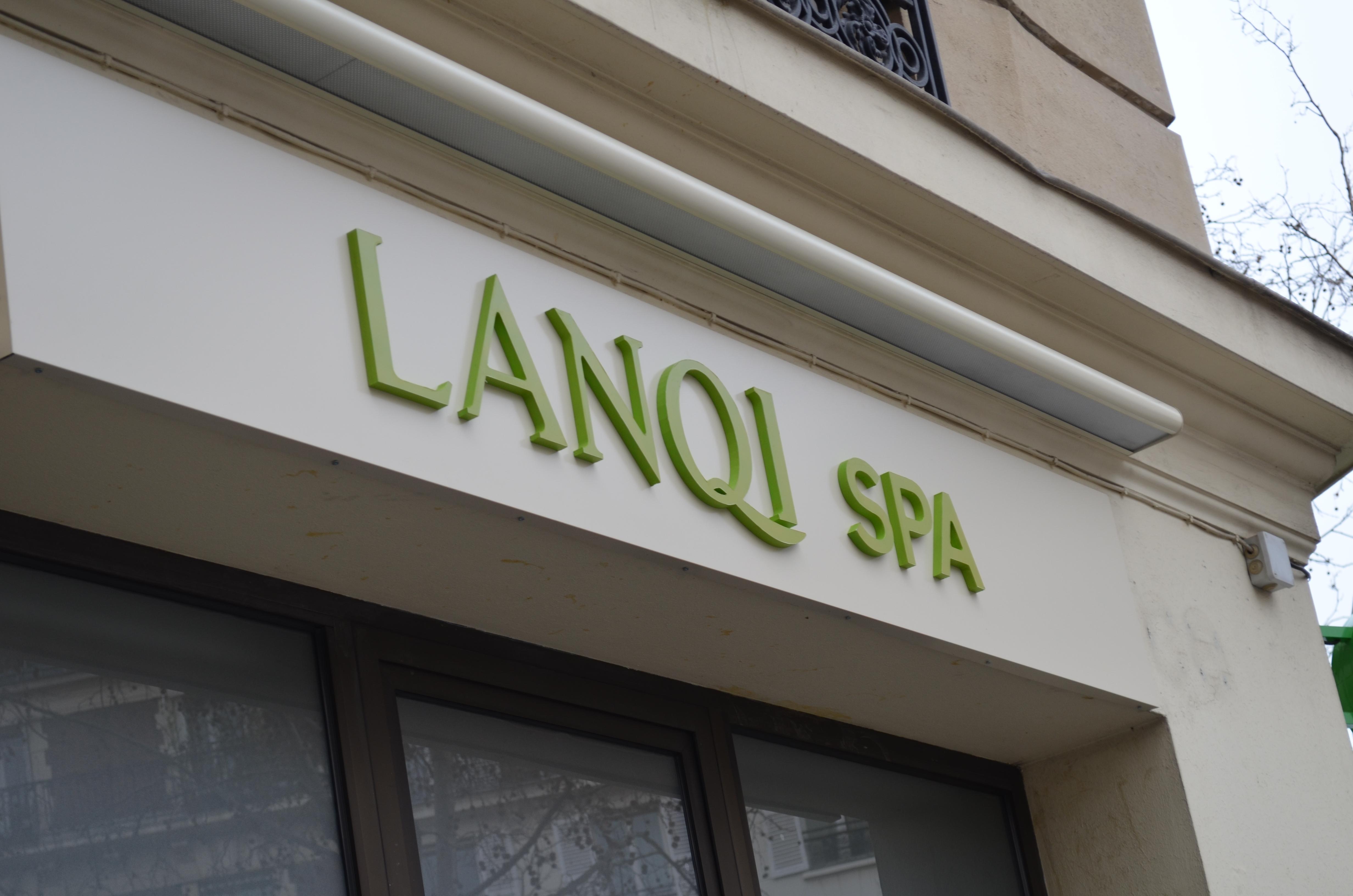 Les Papotages de Nana - Spa Lanqi