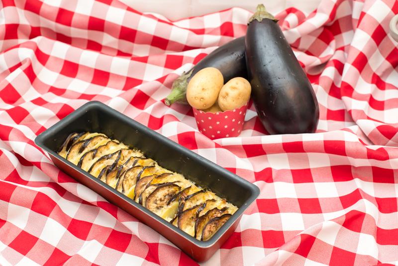 Les Papotages de Nana - Gratin d'aubergines