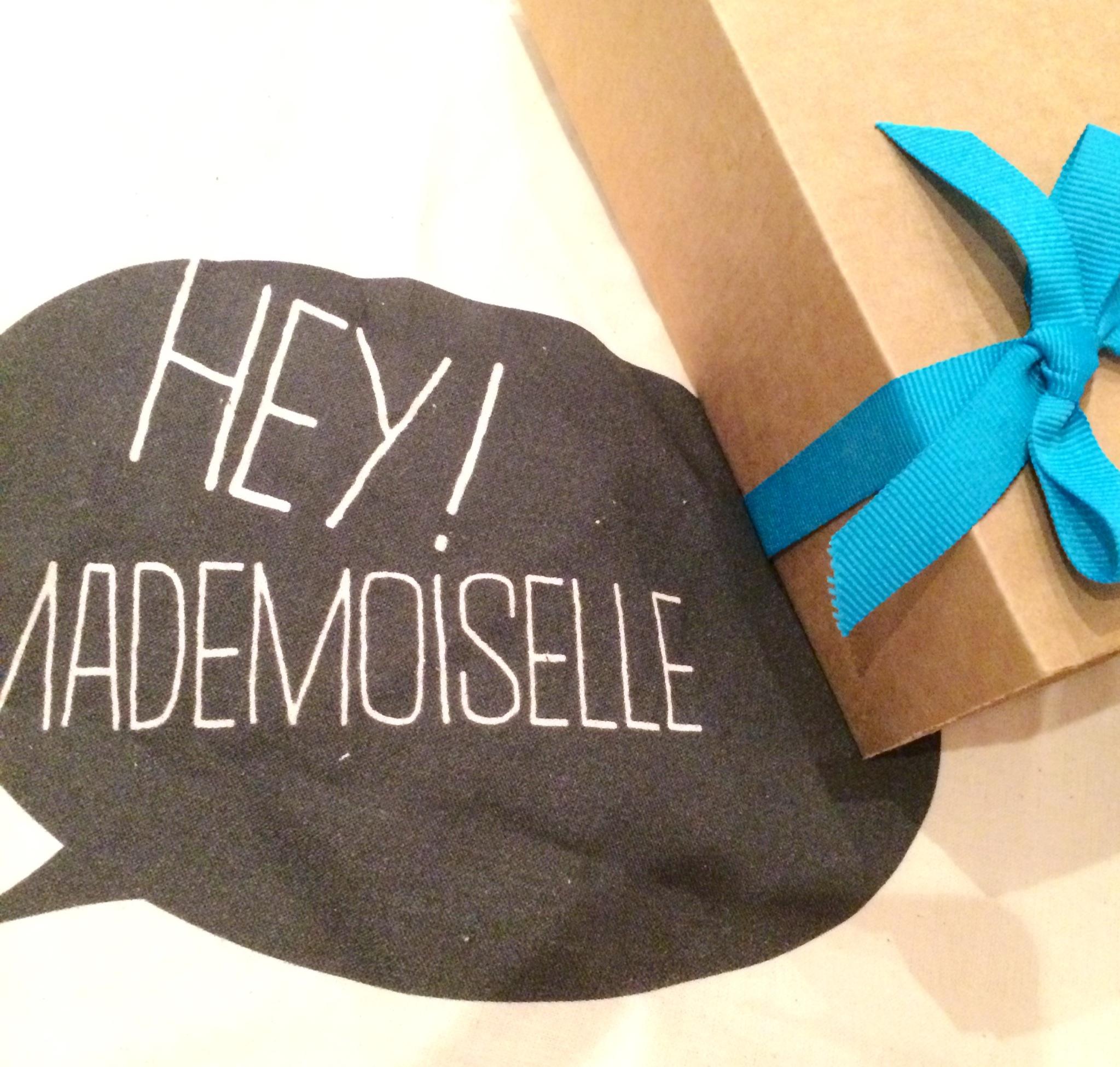 Les Papotages de Nana - Mademoiselle box janvier