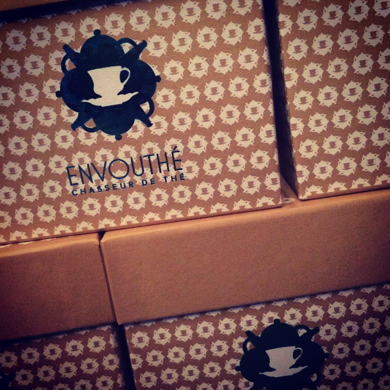 Les Papotages de Nana - Les nouvelles box