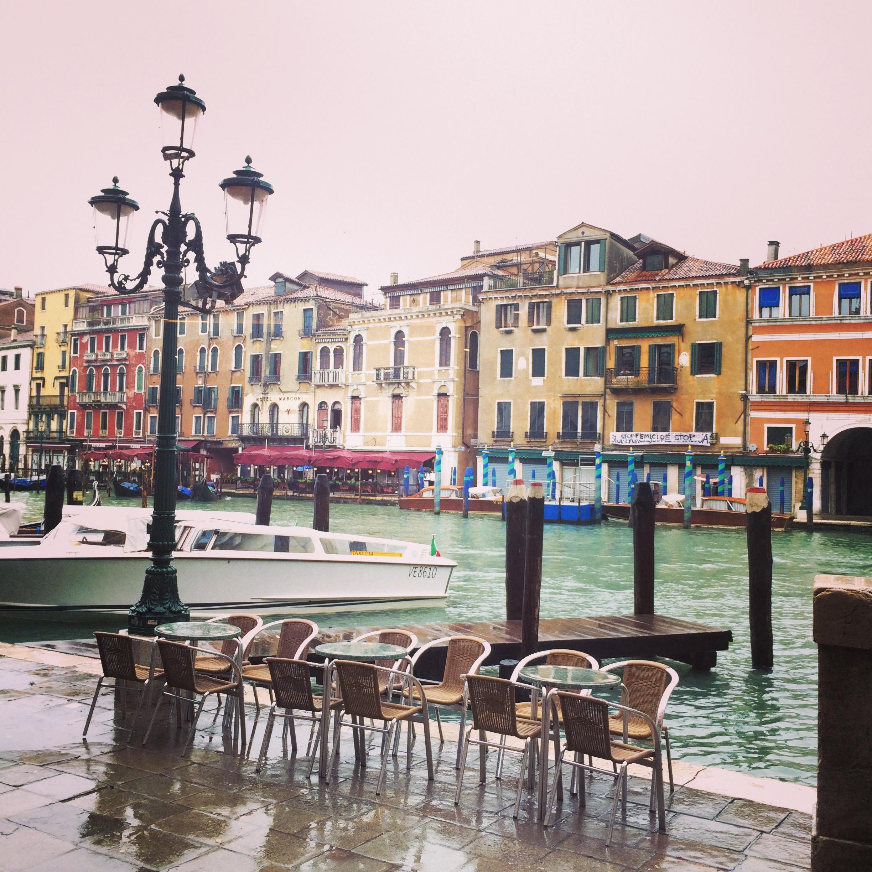 Les Papotages de Nana - Venise la gourmande