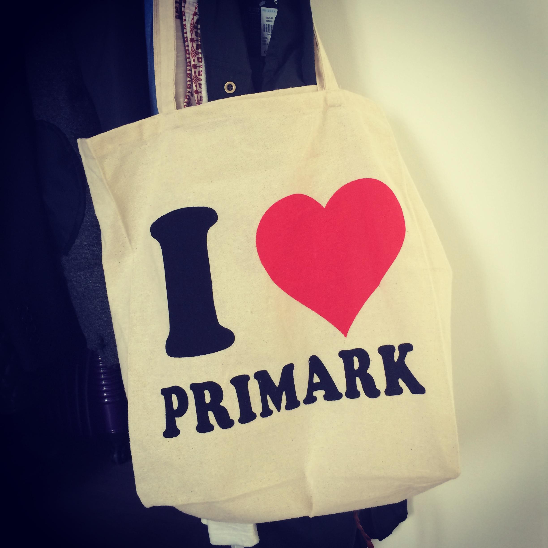Les Papotages de Nana - Primark