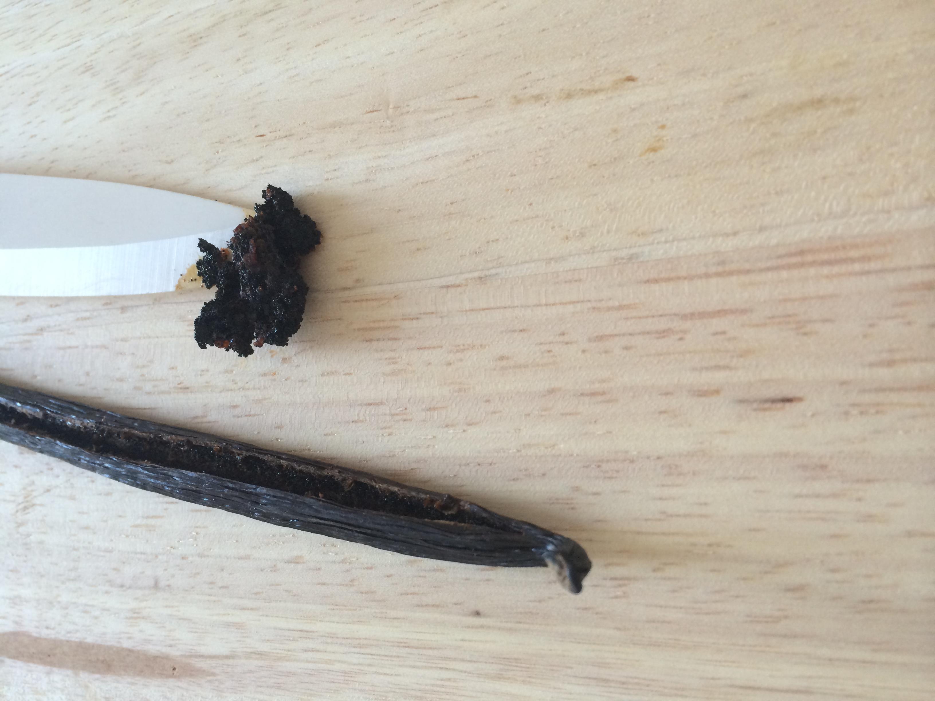 Les Papotages de Nana - Riz au lait à la vanille
