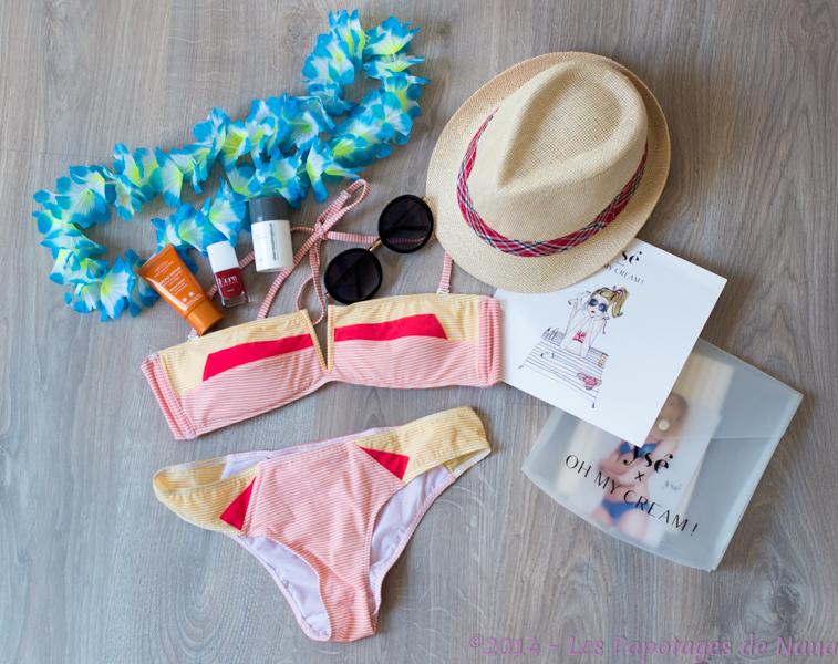 Les Papotages de Nana - Yse / Oh M Cream