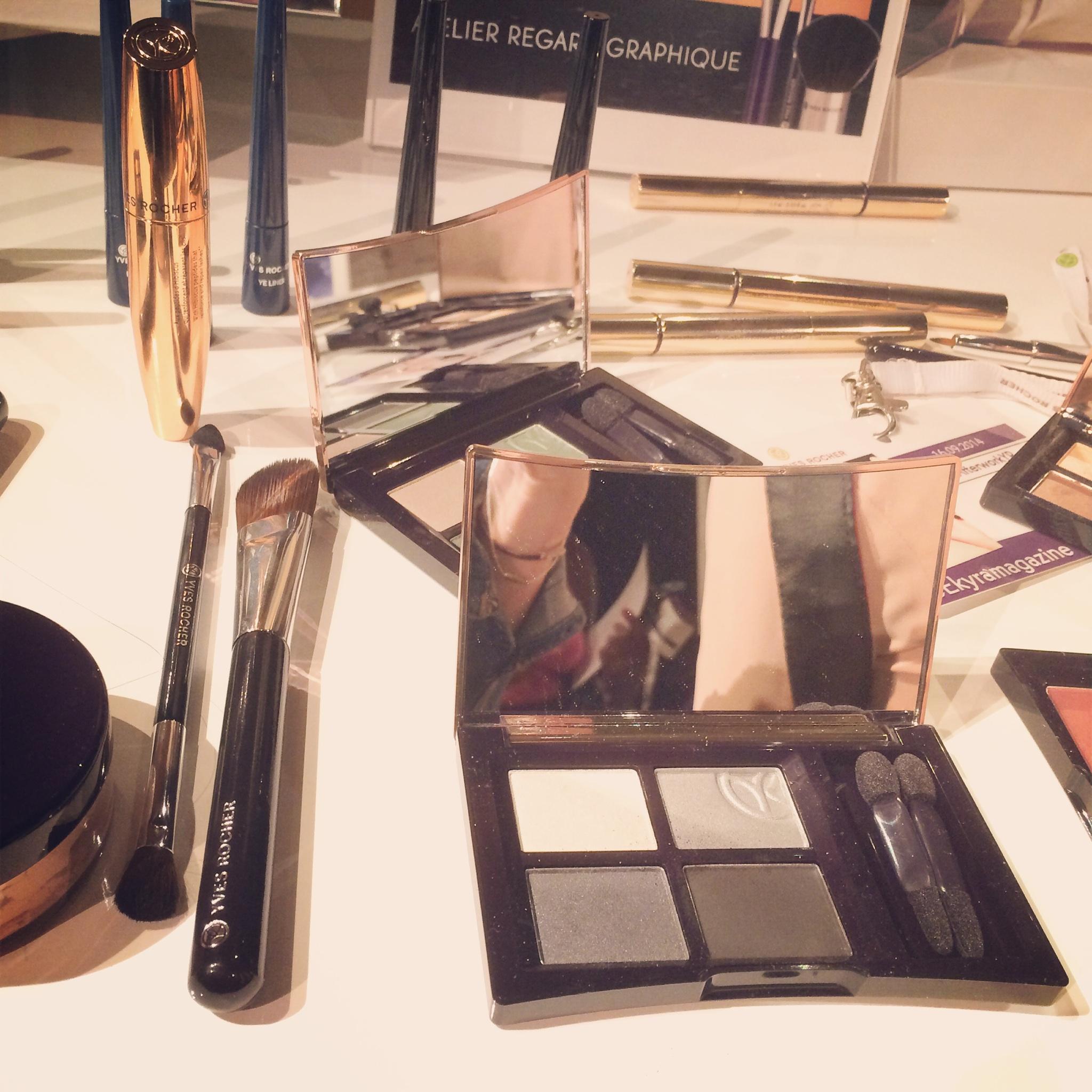 Les Papotages de Nana - Make up days Yves Rocher