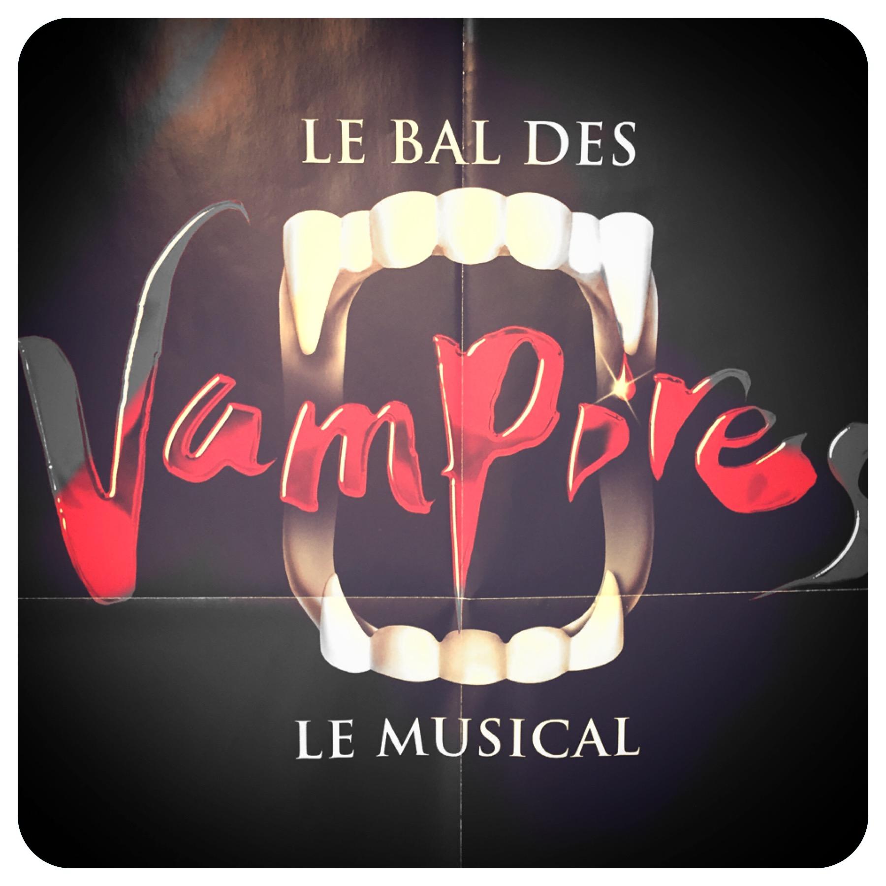 Les Papotages de Nana - Le bal des vampires