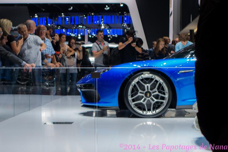 Les Papotages de Nana - Mondial de L'auto 2014