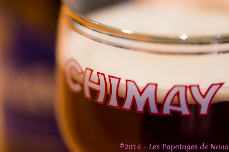 Les Papotages de Nana - Chimay