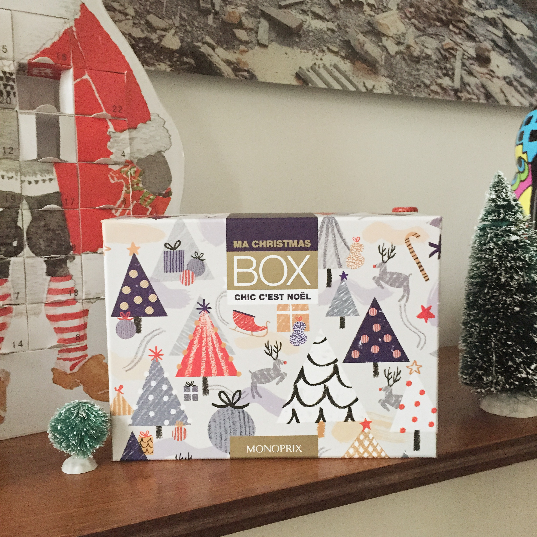 Les Papotages de Nana - Monoprix box