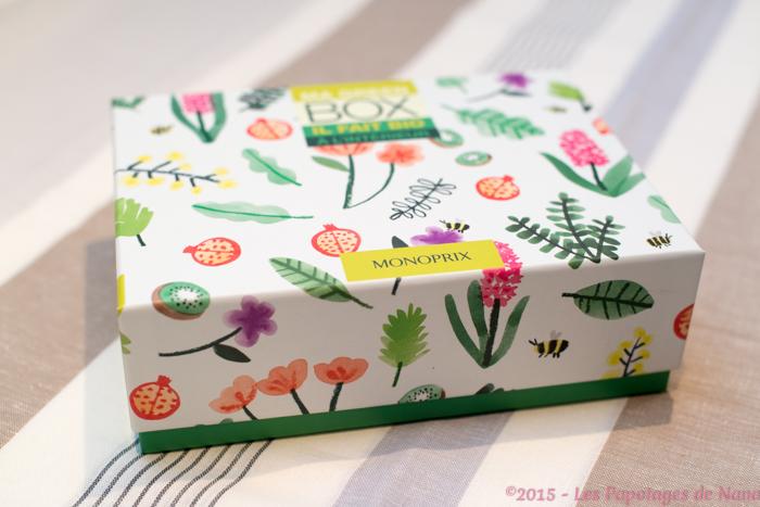 Les Papotages de Nana - MonopBox