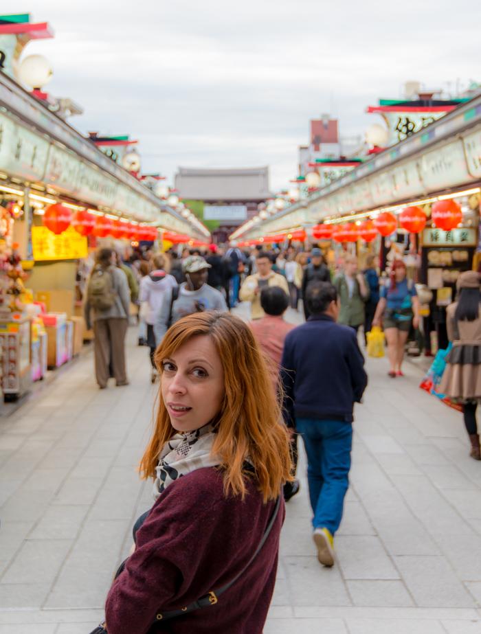 Les Papotages de Nana - Tokyo
