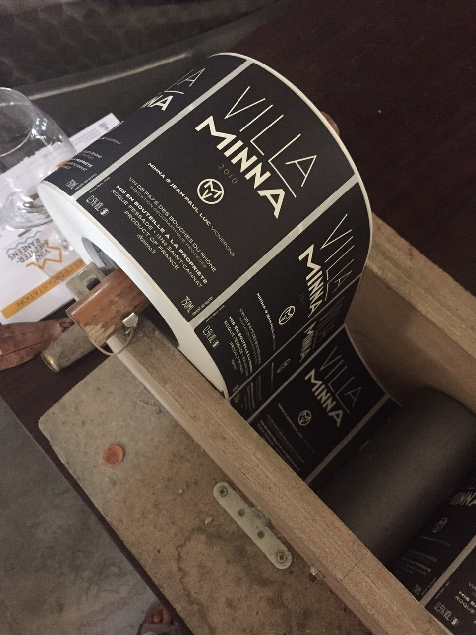 Les Papotages de Nana - Vins Méditerranée IGP