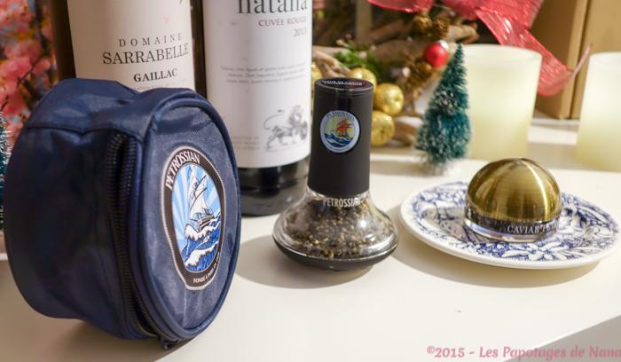 Les Papotages de Nana - Noel gourmand