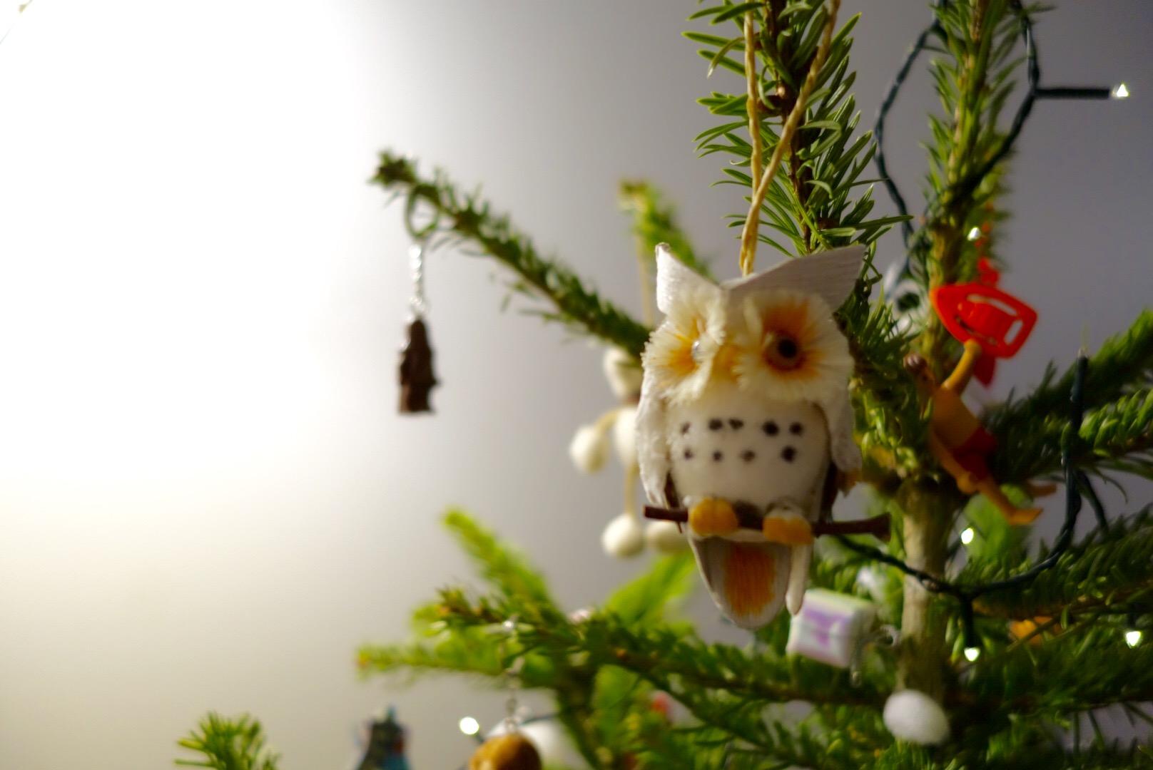Les Papotages de Nana - Ma déco de Noël