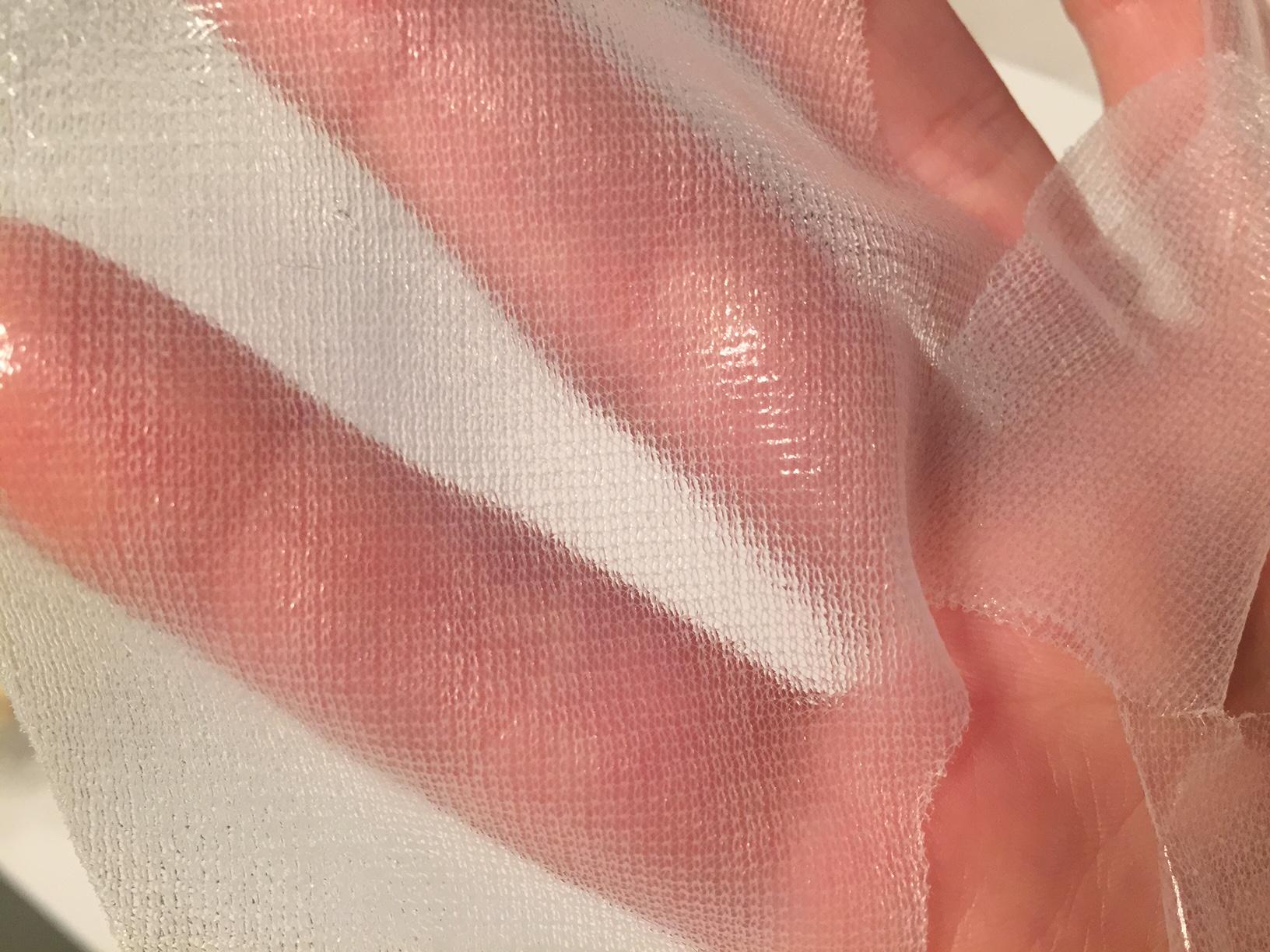 Les Papotages de Nana - Masque en tissu